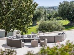 Varaschin, CIRCLE BELT | Divano da giardino  Divano da giardino