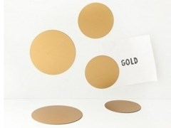 MagneteCIRCLES GOLD - GROOVY MAGNETS