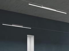 Lampada a sospensione su cavi in ferro e vetroCIRCULAR_C - LINEA LIGHT GROUP