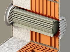 Silenziatore per fori di aerazione e ventilazioneCIRZERO - CIR AMBIENTE