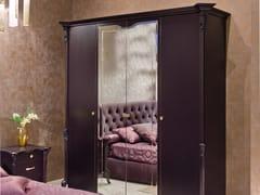 Armadio in legno con specchioCITY | Armadio - LINEA & CASA +39