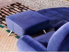 Pouf / poggiapiedi in tessutoCLAIR | Poggiapiedi - FELIS