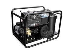 Idropulitrice ad acqua calda con motore a scoppioCLARK HOT 10 - FA-SA - LAVORWASH