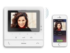 Videocitofono connessoCLASSE 100X - BTICINO