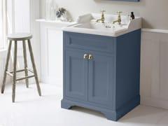 Mobile lavabo da terra in legno con anteCLASSIC | Mobile lavabo con ante - BATHROOM BRANDS GROUP