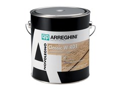 Impregnante antimuffa antitarlo per legnoCLASSIC W R01 - CAP ARREGHINI