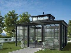 La Casa dei Limoni, CLASSICO Giardino d'inverno in alluminio e vetro