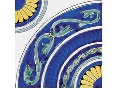Rivestimento / pavimento in ceramicaCLASSICO VIETRI ANNACHIARA BLU - CERAMICA FRANCESCO DE MAIO