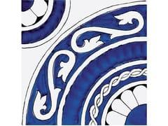 Rivestimento / pavimento in ceramicaCLASSICO VIETRI GRECA BLU - CERAMICA FRANCESCO DE MAIO