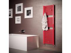 Scaldasalviette ad acqua calda verticale in acciaio al carbonioCLAUDIA® ELITE - CORDIVARI