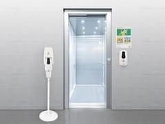 Dispenser gel igienizzanteCleanHand - SCHINDLER
