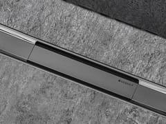 Scarico per doccia in acciaio inoxCLEANLINE80 - GEBERIT