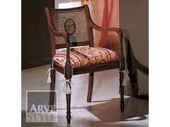 Sedia in paglia con braccioliCLEOPATRA | Sedia con braccioli - ARVESTYLE