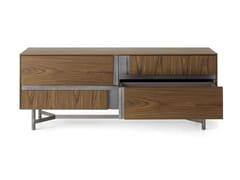 Madia in legno con cassettiCLICK L1250 | Madia - ARTE BROTTO MOBILI