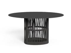 Tavolo da giardino rotondoCLIFF | Tavolo rotondo - TALENTI