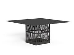Tavolo da giardino quadratoCLIFF | Tavolo quadrato - TALENTI