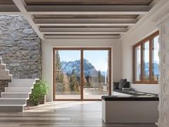 Porta-finestra in legnoCLIMA PLUS | Porta-finestra - BG LEGNO