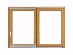 Finestra ad anta-ribalta in PVC con triplo vetro CLIMATEK PLUS -