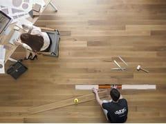 Sistema di posa per pavimenti in legnoCLIP UP SYSTEM® 16 MM - GARBELOTTO