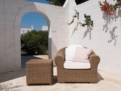 Poltrona da giardino con braccioliCLOE | Poltrona da giardino - BRAID COMPANY