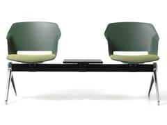 Seduta su barra in polipropileneCLOP | Seduta su barra - DIEMME
