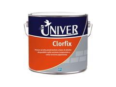 UNIVER, CLORFIX PIGMENTATO Fondo pigmentato
