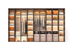 Cabina armadio componibile CLOSET - ESTEL GROUP