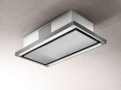 Cappa a soffitto con aspirazione perimetrale con illuminazione integrata classe ACLOUD SEVEN - ELICA