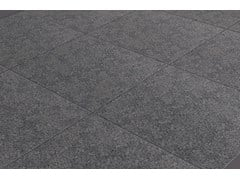 Pavimento per esterni effetto pietraCM2 ¦ ABSOLUTE BLACK - ARIOSTEA