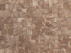 Rivestimento tridimensionale in legno per interniCOAST - WONDERWALL STUDIOS