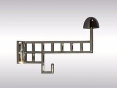 Appendiabiti da parete in ottoneCOAT HOOK - 2 - WOKA LAMPS VIENNA