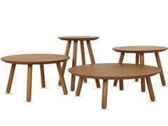 Tavolino rotondo in legnoCOCKTAIL - 366 CONCEPT S.C.