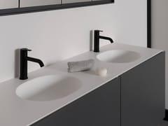 Rubinetto per lavabo da piano monocomando CODE | Rubinetto per lavabo da piano - Code