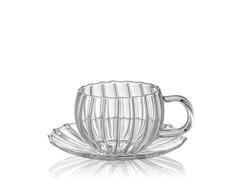 Tazza in vetro borosilicatoCOFFEE & TEA | Tazza da caffè - INDUSTRIA VETRARIA VALDARNESE