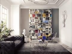Libreria a giorno divisoria in legno con cassettiCOLECCIONISTA - BOCA DO LOBO