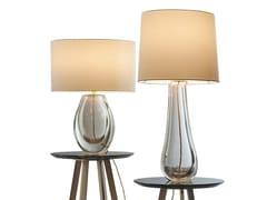 Lampada da tavolo fatta a mano in cristalloCOLETTE e HUGO - PAOLO CASTELLI