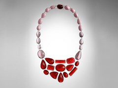 Collana in resina COLLIER STONES - CORSI DESIGN FACTORY