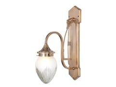 Lampada da parete in ottone COLOGNE I | Lampada da parete - Cologne