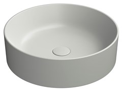 Lavabo da appoggio rotondo in ceramicaCOLOR ELEMENTS Ø45   Lavabo - GSI CERAMICA
