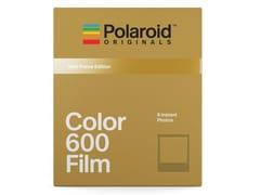 Pellicola fotograficaCOLOR FILM FOR 600 GOLD FRAMES - POLAROID ORIGINALS®