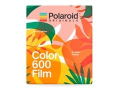 Pellicola fotografica COLOR FILM FOR 600 TROPICS EDITION - POLAROID ORIGINALS®