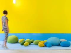 Cuscino di ghiaia per interni - paesaggio coloratoCOLORSTONES - SMARIN