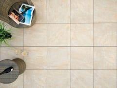 Pavimento per esterni effetto pietra COLOSSEO BARGE - Colosseo