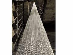Tenda a fili in alluminioCOLUMNS - KRISKADECOR