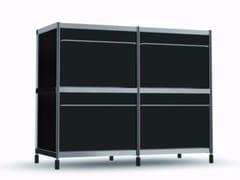Mobile ufficio in alluminioCOM002 - SEC_com002 - ALIAS