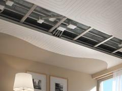 Pannello radiante a soffitto in cartongessoCOMFORT - IDROSISTEMI