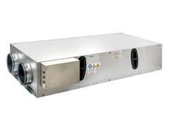 Idrosistemi srl, COMFORT ROOF 350-500 Unità di ventilazione con recupero di calore