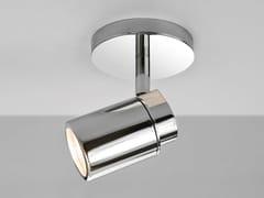 Faretto orientabile rotondo in acciaioCOMO | Faretto - ASTRO LIGHTING
