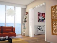 Ferramenta per porta COMPACK LIVING® 180 su 3 ante - Compack Living®