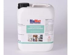 Prodotto per il trattamento completo di pulitura da internoTRATTAMENTO COMPLETO da INTERNO - BIGMAT ITALIA